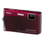 Crimson Red option for COOLPIX S60