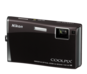 Espresso Black option for COOLPIX S60