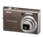 Smoke Gray option for COOLPIX S610