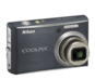 Midnight Black option for COOLPIX S610