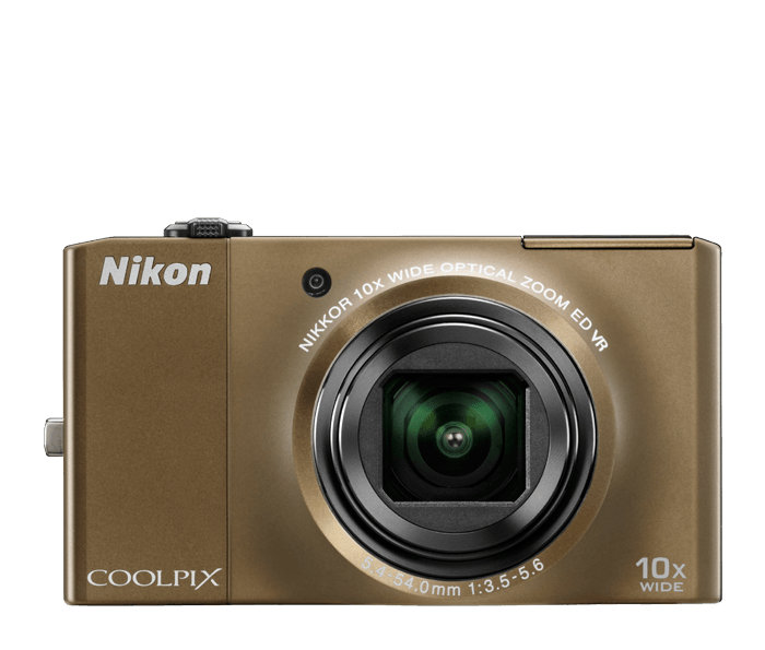 Photo of COOLPIX S8000