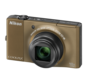 Bronze  COOLPIX S8000