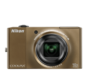 Bronze option for COOLPIX S8000