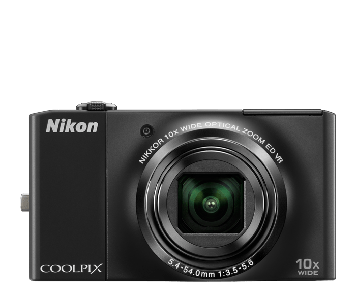 Photo of  COOLPIX S8000 Black