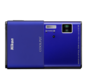 Blue option for COOLPIX S80
