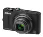 Black  COOLPIX S8100