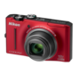 Red  COOLPIX S8100