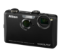 Black option for COOLPIX S1100pj