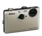 Silver option for COOLPIX S1100pj