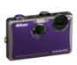 Violet option for COOLPIX S1100pj