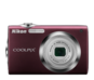 Plum option for COOLPIX S3000