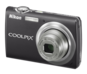 Graphite Black option for COOLPIX S220