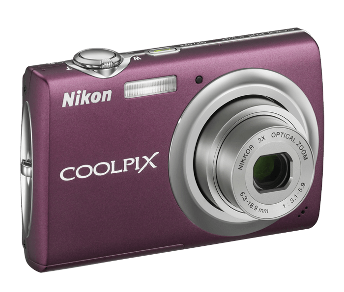 COOLPIX S220 from Nikon