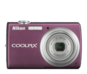 Plum option for COOLPIX S220
