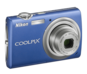 Cobalt Blue  COOLPIX S220