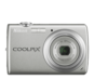 Warm Silver option for COOLPIX S220