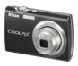 Jet Black option for COOLPIX S230