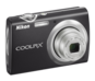 Jet Black  COOLPIX S230