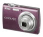 Plum option for COOLPIX S230