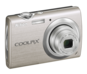 Warm Silver option for COOLPIX S230