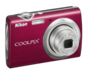 Gloss Red  COOLPIX S230