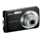 Graphite Black  COOLPIX S210
