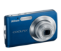 Cool Blue option for COOLPIX S210