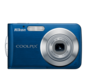 Cool Blue  COOLPIX S210