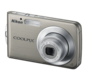 Brushed Bronze option for COOLPIX S210