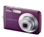 Plum option for COOLPIX S210