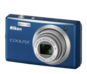 Cool Blue option for COOLPIX S560