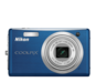 Cool Blue  COOLPIX S560