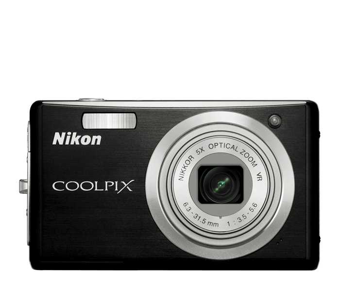 Photo of  COOLPIX S560 Graphite Black