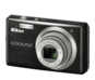 Graphite Black option for COOLPIX S560