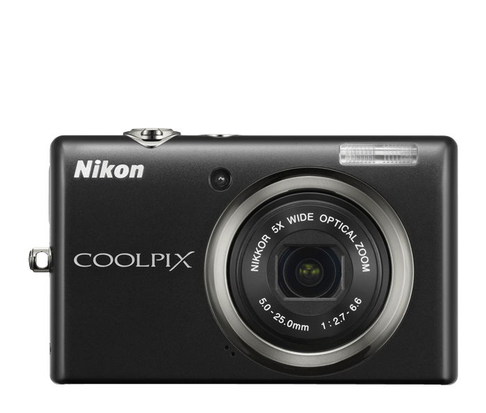 Photo of  COOLPIX S570 Black