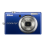 Blue option for COOLPIX S570