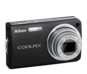 Graphite Black option for COOLPIX S550