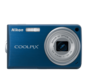 Cool Blue option for COOLPIX S550