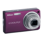 Plum option for COOLPIX S550