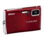 Crimson Red option for COOLPIX S52