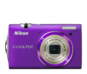 Purple option for COOLPIX S5100