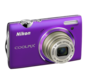 Pourpre  COOLPIX S5100