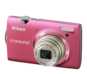 Pink option for COOLPIX S5100