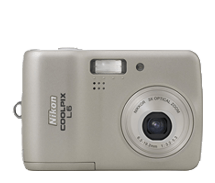 Photo of  COOLPIX L6