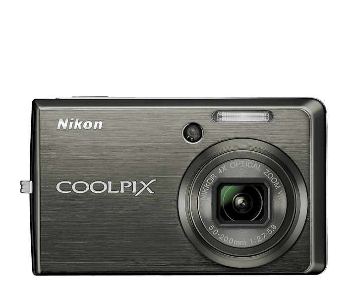 Photo of COOLPIX S600