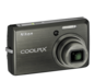 option for COOLPIX S600