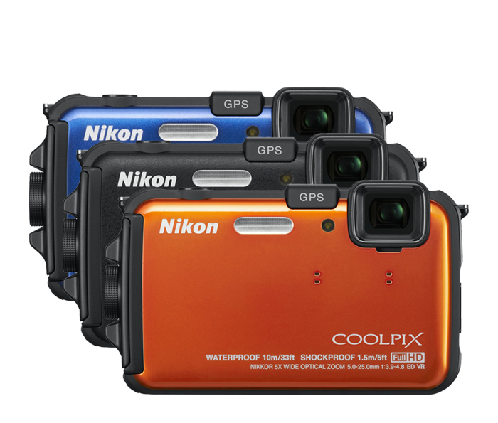 Underwater Camera | COOLPIX Compact Underwater Digital Camera | Nikon