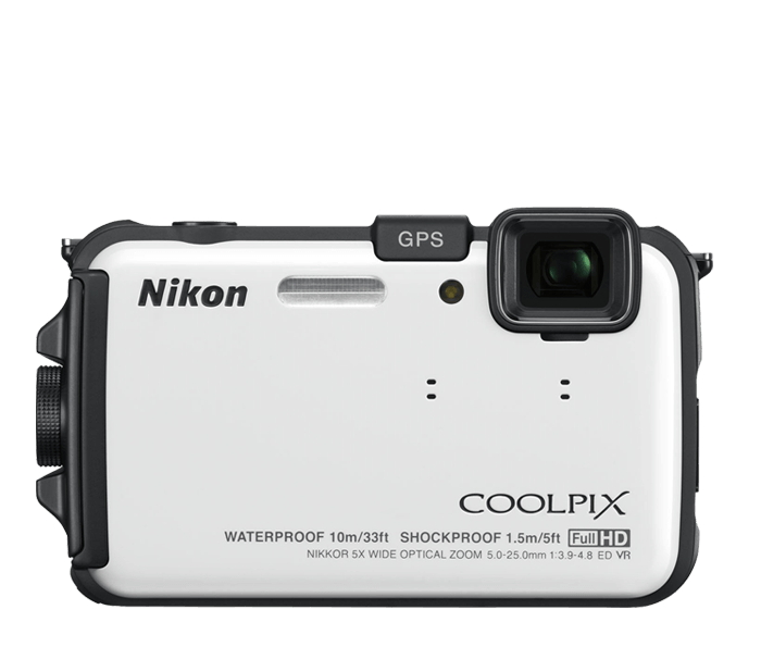 COOLPIX AW100 Blanco