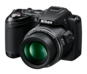 Black option for COOLPIX L120