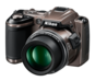 Bronze option for COOLPIX L120